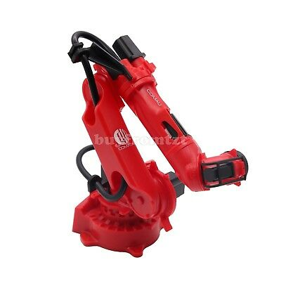 1:10 COMAU 6 Axis Robot Manipulator Arm Model Vertical Multiple-joint sz*
