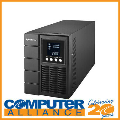 1000VA CyberPower Online S Series Tower Online UPS OLS1000E 2 Year Adv Replaceme