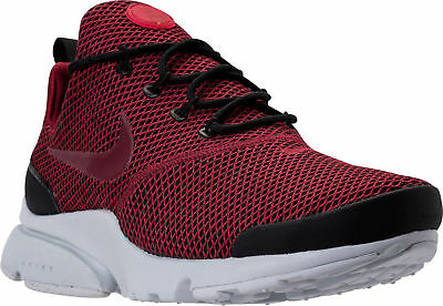 21f7e6eac619a NIKE AIR PRESTO Fly Ultra SE Size 11 Blk Team Red Platinum 908020 ...