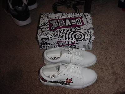Brash 179962 Fetch Sneakers Big Kid Junior Girls Shoes Sz 2.5 New With Box