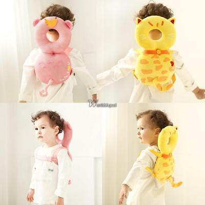 Adjustable Pillow Baby Head Shoulder Mat Cushion Protector Safety Pad WT88 03