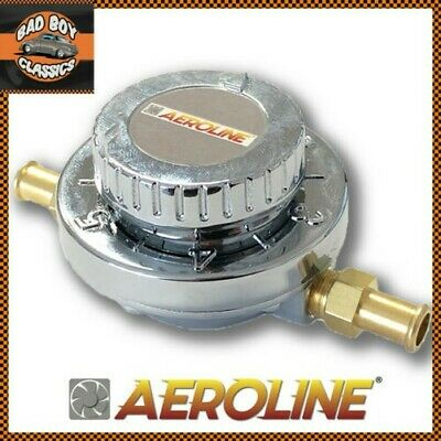 Aeroline Variable Essence Régulateur Pression Carburant en Ligne 1-5 Psi