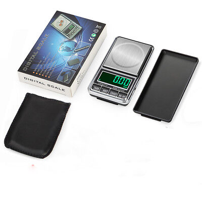 Mini Electronic Pocket Digital Jewelry Weighing Scale 0.01 Weight 300g 500g