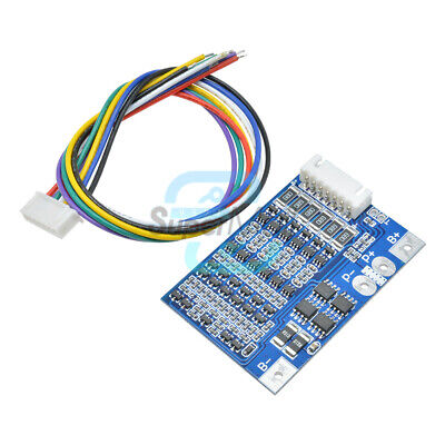 6S 22.2V 18650 Li-ion Lithium Battery BMS 8A Balance Charger Protection Board