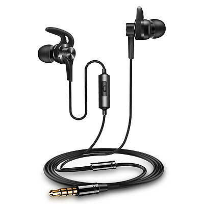 Earphones Earbuds Headphones for iPhone 4 5 6, iPad, Samsung Remote with Mic, AU