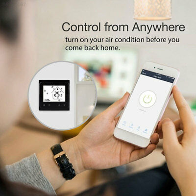 B9AB WiFi Smart Thermostat Temperature Controller for Google Home Alexa NEW