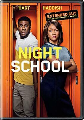 Night School Extended Cut DVD Brand New Sealed Ships Now