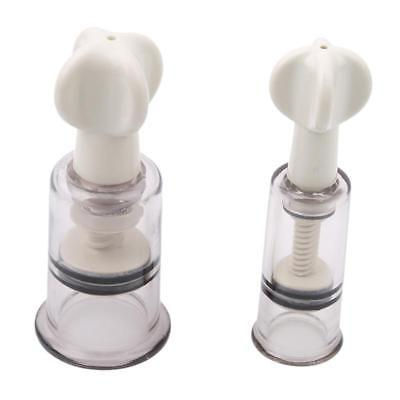 Vacuum Twist Rotary Cupping Set Nipple Enlargement NO Enlarger Pump Suction T