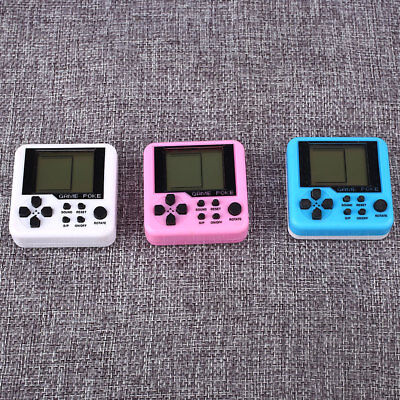 02F8 1.3 Inches Game Console Handheld Portable Toys Children Kid Retro Player Cl