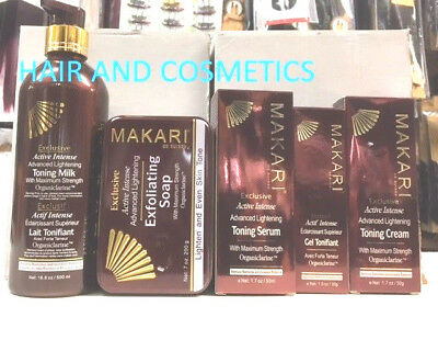 Makari Exclusive Skin Care & Lightening Products-Select From List-Free UK Post!!