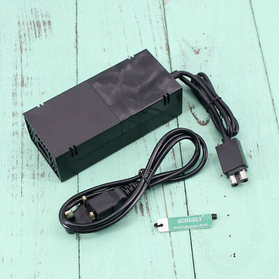 AC Adapter Brick Charger Cord Cable for Microsoft XBOX ONE Console UK Plug 135W