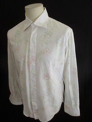Shirt Serge Blanco Platinum White Size L to - 69%