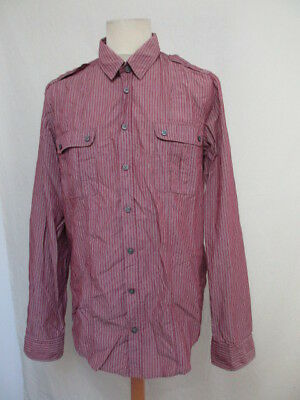Shirt Hugo Boss Red Size XL to - 66%
