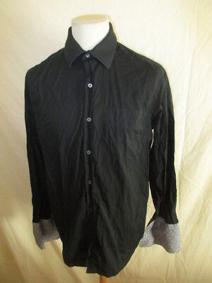 Shirt Paul Smith Black Size 38 à - 73%