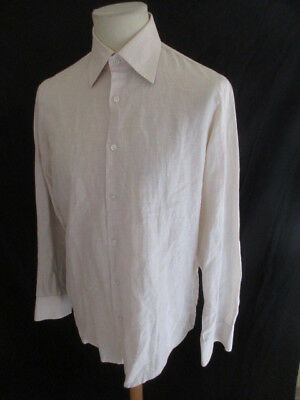 Shirt Hugo Boss Beige Size 38 à - 68%