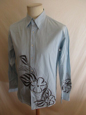 Shirt Paul and Joe Blue Size M to - 80%