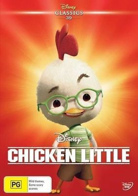 Chicken Little (Disney Classics)  - DVD - NEW Region 4