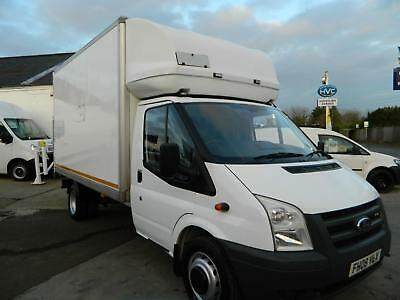 Ford Transit 350 LWB 12ft Luton with Tail Lift *One Owner* 69,000 Miles