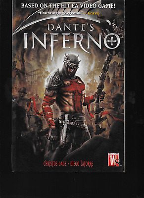Dante's Inferno Based on the EA Video Game by Christos Gage 2010, TPB DC OOP