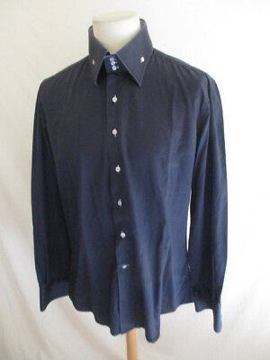 Shirt Emmanuelle KHANH Blue Size XL to - 77%
