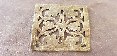 Very beautiful indeed Byzantine applique decoration A must read description L87t