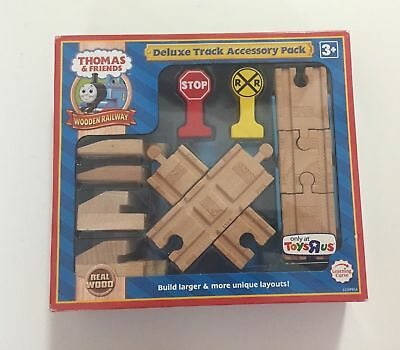 Sure Fit Track Pack Thomas Wooden Railway