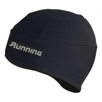 Running Thermal Skull Cap Hat - Running Jogging Cycling Unisex All Sizes