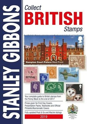 2019 Collect British Stamps  - Brand New