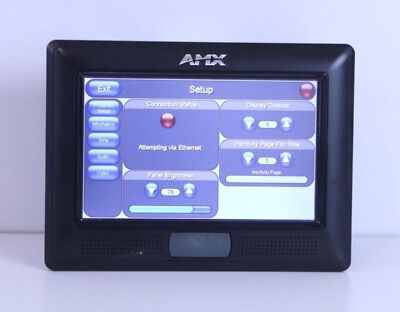"""1Pcs For AMX NXD-700VI 7/"""" Modero Wall Mount Touch Screen ##LISA"""