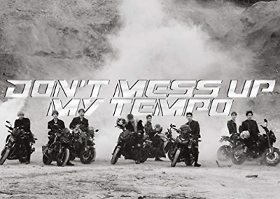 Exo The 5Th Album `Don`t Mess Up My (Andante Ver.) Cd Nuevo