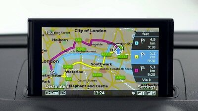 Audi MMI MIB1, MIB2 HDD 2019 MHIG  Sat Nav Map Update Europe A4/A5/A6/Q5/Q7