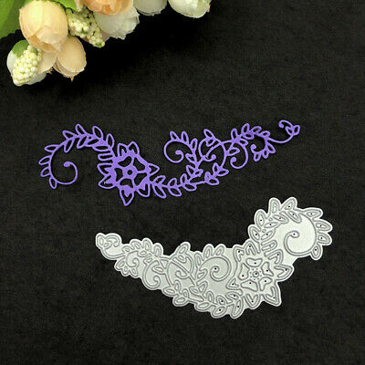 Cutting Stencil Scrapbooking Card Flower Classic Decor DIY Dies Embossing Paper
