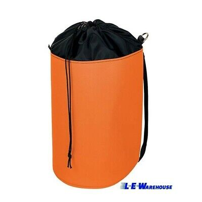 Weaver Leather Arborist Lineman Large Throw Line Storage Bag - Orange 08-07141