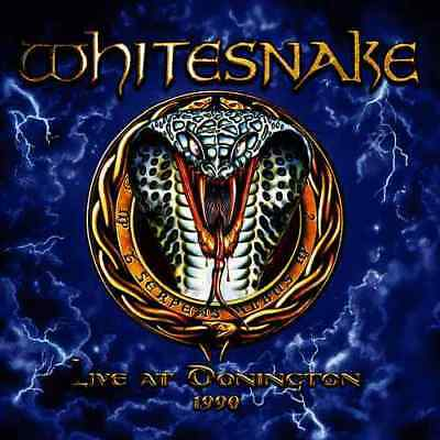 Whitesnake - Live At Donington 1990 Special Edition Box Set (2011) 2CD & DVD !