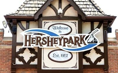 "Hershey Park Tickets A Promo Discount Savings Tool ""Summer In The Park"" $46"