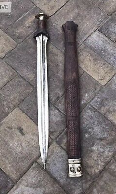 Nordic Bronze Age Sword And Scabbard By Chris Levatino