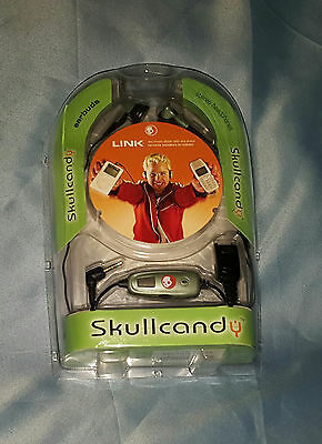 Skullcandy Skull Candy Link Earbuds Sce-Nf 3.5 Mm Gaming Cell Handsfree