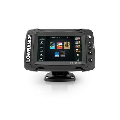 Lowrance 000-12421-001 Elite 5 Ti Touch HDI w/ Built-In Sonar w/ CHIRP