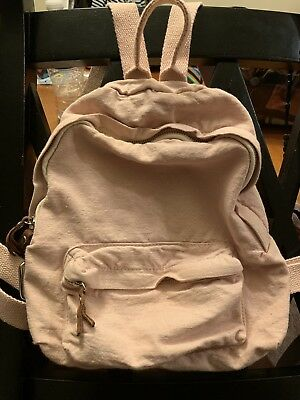ed1e9650d8 LAST ONE!! BRANDY Melville John Galt pastel Pink blush mini backpack ...