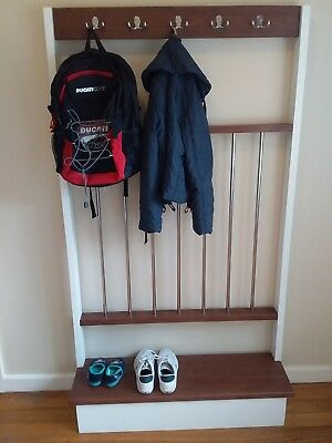 Coat and shoe rack/ Entrance/ HallwayProfessionally handcrafted