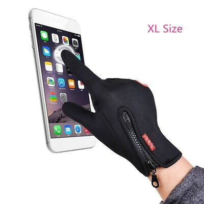 Winter Handschuhe Warm Thermo Windproof Wasserdicht Finger Touch Screen Glove GE