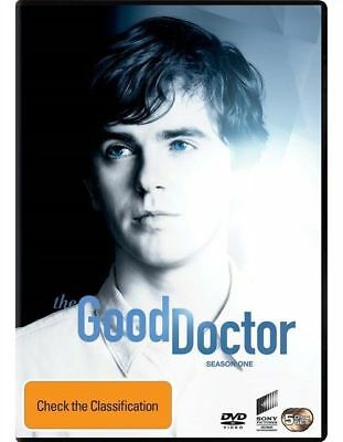 The Good Doctor Season One 1 DVD  NEW Region 4 Aussie Release