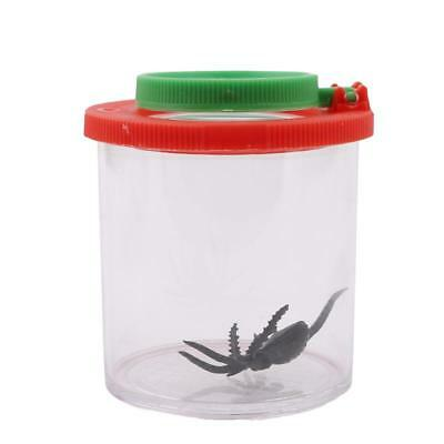 Scientists MEGA BUG VIEWER Insect Nature Clear Jar Holder Catcher Small Tool T