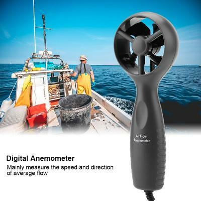 GM8904 Handheld Digital Anemometer Air Flow Wind Speed Scale Meter Tool 0℃-50℃