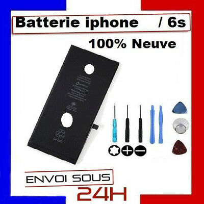 Batterie iPhone 6S Interne Neuve 0 Cycle + Outil Original