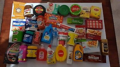 Coles Little Shop Mini Collectibles - Complete your own collection here