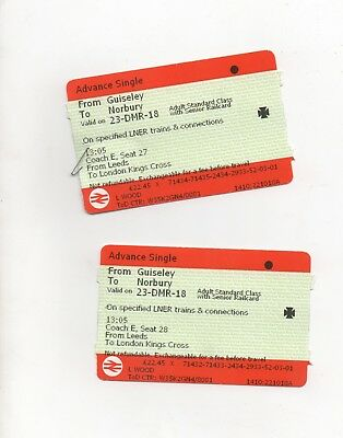 LNER Leeds To London 23rd December