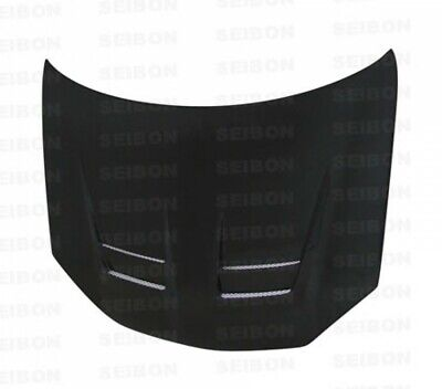 Seibon DV Style Carbon Fiber Hood for 2006-2009 VW Golf GTI HD0607VWGTIB-DV