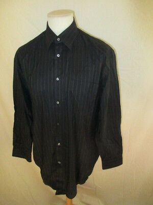 Shirt Hugo Boss Black Size 39 à - 65%