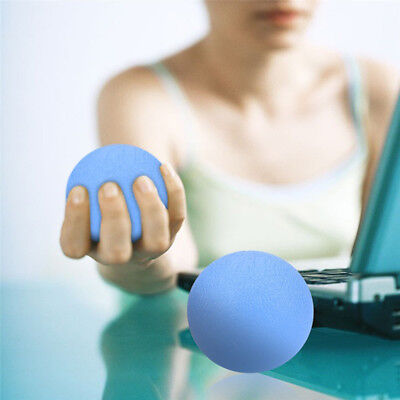 Hand Grip Strength Ball Wrist Exerciser Therapy Grip Ball ANTI-STRESS BALL